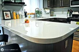 Kitchen Countertop Material Comparison Chart Kitchen Countertops Types Answering Ff Org