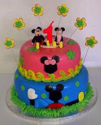 mickey mouse birthday cake ideas beautiful mickey mouse cake decoration ideas