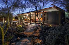 modern guest house. Wonderful House The Construction Zone Have Taken What Was Once A Horse Barn In Phoenix  Arizona In Modern Guest House F
