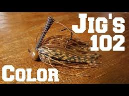Jig Color Selection For The Beginner