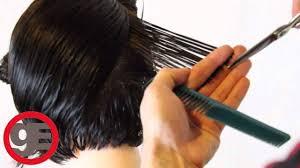 Graduated Bob Hairstyles Bob Haircut With Graduation How To Cut Graduated Bob Haircut