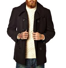 gloverall peacoat