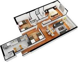 Small 2 Bedroom Apartment 2 Bedroom House Plans Designs 3d Small House Homilumi Homilumi