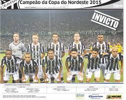 Baixe o pôster do Ceará campeão da Copa do Nordeste 2015 - Jogada - Diário  do Nordeste