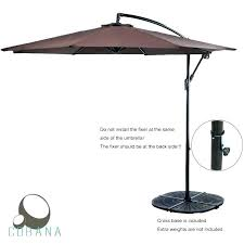 stand alone umbrella black outdoor sun garden patio outdoor umbrella stand29