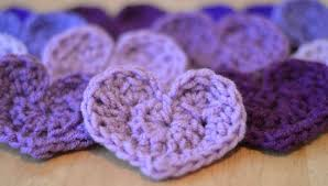 Crochet Heart Pattern Free Stunning The Easiest Heart Crochet Pattern Ever