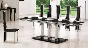 stunning extendable glass dining table set extendable glass dining table australia ikea glass dining table