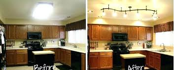 kitchen outstanding track lighting. Outstanding Led Lighting For Kitchens Track In Kitchen Ceiling  Chrome . E