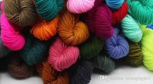 2018 50m diy knitting for rugs woven thread cotton cloth yarn creative hand crocheted basket rug blanket hat elastic crochet cloth tape acrylic from