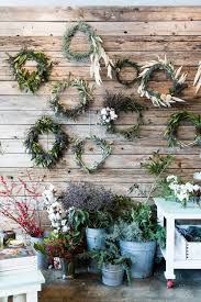 Idea from Kinfolk & West Elm Natural Home and Holiday Decor Workshop