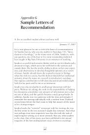 How To Format A Letter Of Recommendation For A Student Letter Of Recommendation For Sociology Student Templates