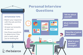 Hr Assistant Interview Questions The Best Answers For Personal Interview Questions