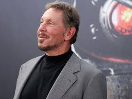 Larry Ellison had a hilarious answer when a Wall Street analyst asked him  to increase Oracle's dividends