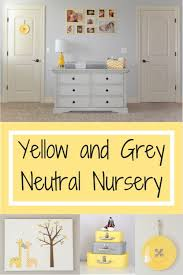 Baby nursery yellow grey gender neutral Gray Yellow And Grey Nursery Neutral The Latest Tour Of Genderneutral Yellow And Grey Nursery