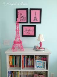 girls bedroom ideas pink and green. girls bedroom w/ aqua blue, pink, green, with paris accents ideas pink and green
