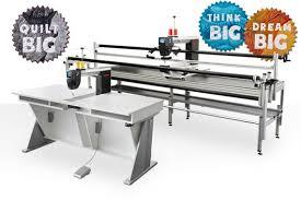 BERNINA: Quality Swiss sewing machines since 1893 - BERNINA & The year 2015: BERNINA's first longarm quilting machine Adamdwight.com