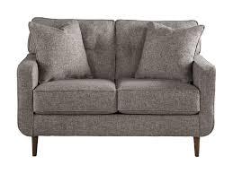 mid century modern loveseat. Ashley Furniture ZardoniLoveseat Mid Century Modern Loveseat