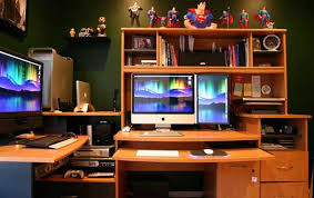 office setup ideas design. Best Computer Desk Setup Ideas Stunning Home Office Design With Popular Creative N Decor