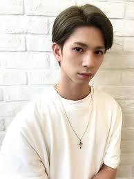 外人風ジェントルマンstyleメンズ髪型 Lipps 表参道mens