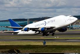 Dream Catcher Airplane Boeing 4040LCF Dreamlifter Boeing Aviation Photo 40 2