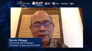 ASIA CEO ECONOMIC BRIEFING 2021 | Bernie Villegas - YouTube