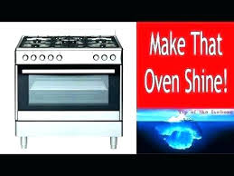 cleaning stove top with vinegar clean gas stove top with baking soda how to clean a