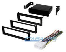 subaru wiring harness subaru car stereo radio kit dash installation trim bezel w wiring harness wrx fits