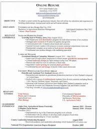 Online Resume Sample Format Online Resumes Examples Expin Memberpro Co Resume Sample Format 7