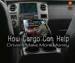Cargo Vending Machine Unique Cargomenu For Uber Lyft Drivers Sell Snacks Get Paid