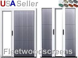 image is loading retractablepleatedfoldingslidingpatiodoorscreen screens sliding patio doors with screens0 patio
