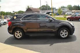 2015 Chevrolet Equinox LT Gray AWD used SUV Sale
