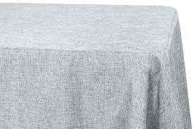 faux burlap tablecloth whole rectangular gray round