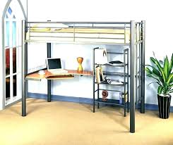 bunk bed office underneath. Loft Bed With Desk Underneath Bunk Ideas Office I