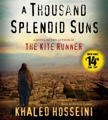 com a thousand splendid suns a novel  com a thousand splendid suns a novel 9781442364202 khaled hosseini atossa leoni books