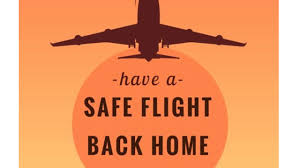 Safe Travel Quotes New Safe Journey MessagesHave A Safe Flight Back Home For Lovers YouTube