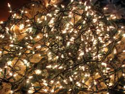Untangle Christmas Tree Lights Getting Things Untangled