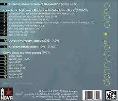 Danny Holt, Caleb Burhans, David Lang, Graham Fitkin, Lona Kozik, Jascha  Narveson - Fast Jump - Amazon.com Music