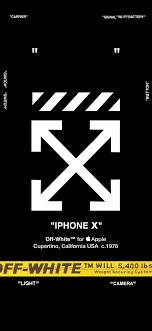 OFF WHITE - LOCK SCREEN for iPhone X ...