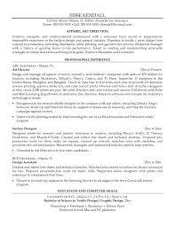 Example Of Artist Resume 16 Art Director Cv Sample Highly Creative