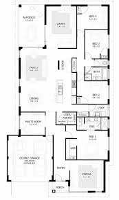 4 bedroom house plans one story kerala style fresh bedroom 4 bedroom house plans in india