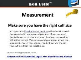 Pediatric Blood Pressure Cuff Automatic