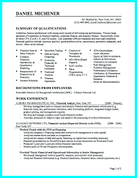 Junior Data Analyst Resume This Is Financial Analyst Resume Entry