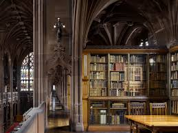 the john rylands library how one of