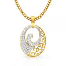 diamond designer pendant