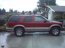 Blazer chevy blazer 2002 : Chevrolet Blazer Questions - what size of tire do i need for a ...