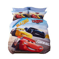 lightning mcqueen cars bedding set twin