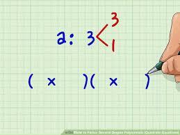 image titled factor second degree polynomials quadratic equations step 5