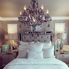 chandelier globe country simple bedroom chandeliers bedrooms master swag girls hanging unique modern black crystal