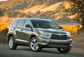 2014 Toyota Highlander Review: Bigger And Better