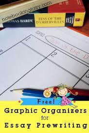 graphic organizers for essay prewriting notebooking fairy graphic organizers for essay prewriting from the notebooking fairy